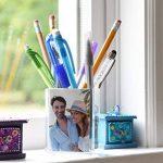 Polaroid : Cadre photo transparent en acrylique & rangement crayons/stylos pour papier photo Zink 2 x 3 po (Snap, Zip, Z2300) de la marque Polaroid image 2 produit