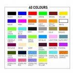 Posca 153544851 Lot de 4 Marqueurs peinture avec encre à base d'eau et pointe ogive 1,5mm de la marque Posca image 3 produit