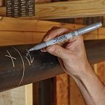 Sanford-encre métallisée 39100 marqueurs permanents à Pointe fine Argent métallisé Lot de 12 de la marque Sharpie image 4 produit