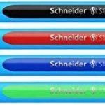 Schneider Slider Edge Stylo bille Trait XB Pochette de 4 (Import Royaume Uni) de la marque Schneider image 2 produit