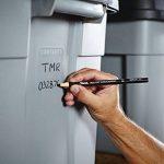 Sharpie China Marker Marqueur Polyvalent Pointe Fine Noir Lot de 12 de la marque Sharpie image 4 produit