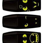 STABILO BOSS MINI FUNNIMALS - Pack de 5 surligneurs (Édition Limitée) - Coloris assortis de la marque STABILO image 2 produit