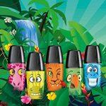 STABILO BOSS MINI FUNNIMALS - Pack de 5 surligneurs (Édition Limitée) - Coloris assortis de la marque STABILO image 3 produit