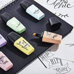 STABILO BOSS MINI Pastellove - Étui carton de 6 surligneurs - Coloris assortis de la marque STABILO image 3 produit