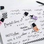 STABILO BOSS MINI Pastellove - Étui carton de 6 surligneurs - Coloris assortis de la marque STABILO image 4 produit