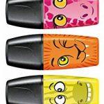 Stabilo BOSS MINI Surligneurs Assortiment Funnimals 5 pièces de la marque STABILO image 1 produit