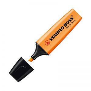 STABILO BOSS ORIGINAL - Lot de 10 surligneurs - Orange de la marque STABILO image 0 produit