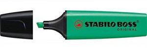 stabilo boss rechargeable TOP 2 image 0 produit