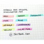 stabilo boss rechargeable TOP 2 image 3 produit