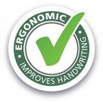 STABILO EASYergo 1.4 - Porte-mine ergonomique rose/vert + 3 mines HB - Droitier de la marque STABILO image 3 produit