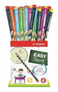 STABILO EASYgraph - Godet de 36 crayons graphite ergonomiques HB de la marque STABILO image 0 produit