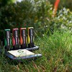 Stabilo Green Boss, simple Stylo Surligneurs en plastique 83% recyclé + recharge vert de la marque STABILO image 4 produit