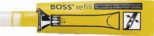 STABILO Lot DE 20 Recharges pour surligneur Boss Original Jaune de la marque STABILO image 0 produit