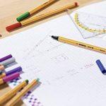 STABILO point 88 - Pochette de 40 stylos-feutres pointe fine - Coloris assortis de la marque STABILO image 4 produit