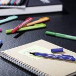 STABILO pointMax - Pochette de 12 stylos-feutres pointe moyenne en nylon - Coloris assortis de la marque STABILO image 4 produit