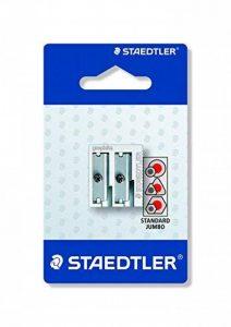 Staedtler - 510 20 - Blister 1 Taille-Crayon Métal 2 Usages de la marque Staedtler image 0 produit