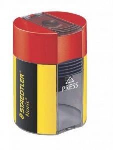 Staedtler - Noris 511 - Taille-Crayon 1 Usage avec Réservoir Cylindrique de la marque Staedtler image 0 produit
