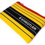 Staedtler Noris Trousse de stylos à bille–430m et Noris 120de crayons de graphite–avec Staedtler Surligneur, gomme, taille-crayon et trousse de la marque Staedtler - Noris image 1 produit