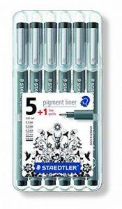 STAEDTLER Pigment Liner Feutres de la marque Pigment liner image 0 produit