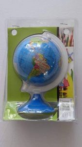 Stationery - Taille-crayons mappemonde globe terrestre de la marque STATIONERY image 0 produit