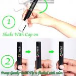 stylo blanc effacable pour tableau noir TOP 3 image 2 produit
