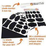 stylo blanc effacable pour tableau noir TOP 4 image 2 produit