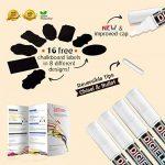 stylo blanc effacable pour tableau noir TOP 7 image 1 produit