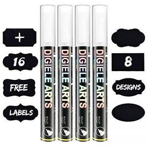 stylo blanc effacable pour tableau noir TOP 8 image 0 produit