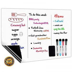 stylo blanc effacable pour tableau noir TOP 9 image 0 produit