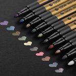 stylo à encre indélébile TOP 8 image 1 produit