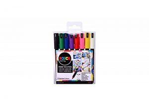 stylo à encre indélébile TOP 9 image 0 produit