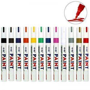 stylo marqueur indélébile pour pneus TOP 4 image 0 produit