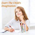 Stylo Marqueur,korostro Marqueurs Craie Liquide 8pcs Couleurs fluo, le meilleur pour les créations artistiques des enfants,effaçables sûr et facile à utiliser fluorescent stylo de la marque KOROSTRO image 2 produit