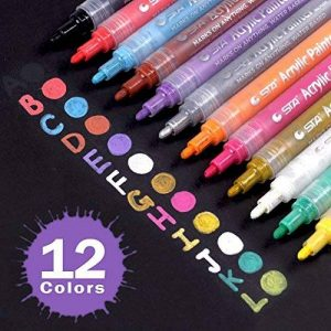 stylo marqueur peinture TOP 5 image 0 produit