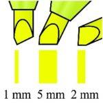surligneur rouge TOP 3 image 1 produit