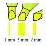 surligneur rouge TOP 3 image 3 produit
