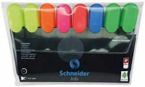 surligneur schneider TOP 5 image 0 produit
