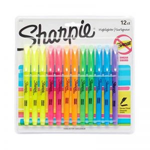 surligneur sharpie TOP 4 image 0 produit