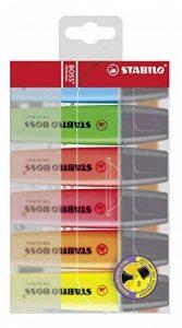 surligneur stabilo pastel TOP 0 image 0 produit