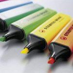 surligneur stabilo violet TOP 1 image 1 produit