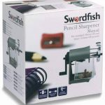Swordfish 40104 Scholar Taille-crayon mécanique de la marque Swordfish image 3 produit
