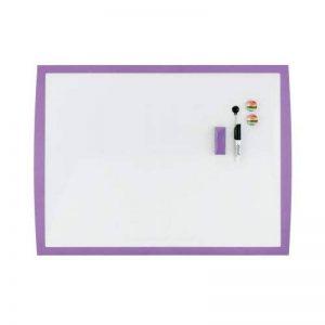 tableau blanc et violet TOP 5 image 0 produit
