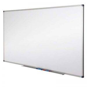 Tableau Blanc | Tableau Magnétique Surface Laquée - Master of Boards Serie PRO | Tableau Effaçable, Tableau Aimanté | Matériel de Fixation Inclus | 90x120cm de la marque Master of Boards image 0 produit