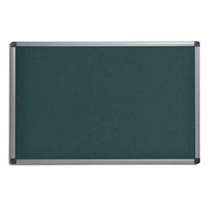 Tableau à craie Master of Boards® avec surface aimantée | tailles au choix | haut contraste d'écriture - inscriptible | surface laquée, 60x90cm de la marque Master of Boards image 0 produit