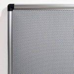 Tableau mémo Master of Boards® pour punaises et aimants | 3 tailles | double fonction - surface magnétique trouée | 60x45cm de la marque Master of Boards image 2 produit