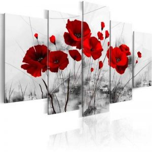 tableau noir rouge blanc TOP 5 image 0 produit