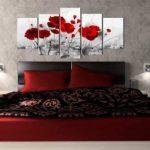 tableau noir rouge blanc TOP 5 image 1 produit