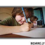 Taille-Crayon Électrique Automatique par Bizarre.ly - Taille-Crayon Professionnel Très Résistant pour le Bureau et pour la Maison avec une Technologie d'Arrêt Automatique Précise- Rapide, Compact et Sans-Fil - Garantie de la marque Bizarre.ly image 4 produit