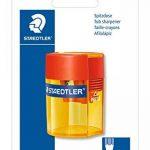 Taille-crayon Staedtler BK 511 006 sur carte blister de la marque Staedtler image 3 produit