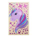 Tiaobug Dessin animé Animal Sticker Mural Retrait Rainbow Star Autocollant Mural Art Filles Chambre à Coucher Chambre d'enfant Home Decor de la marque Tiaobug image 2 produit